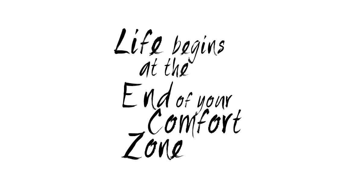 Quote Comfort Zones