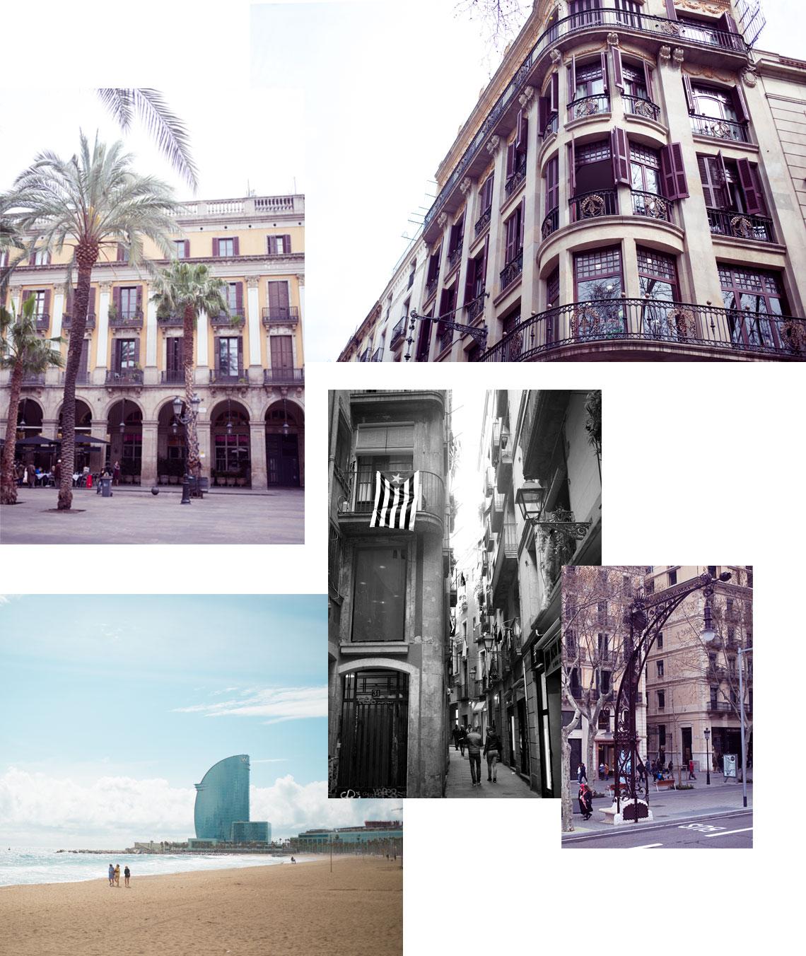 Barcelona Eindrücke