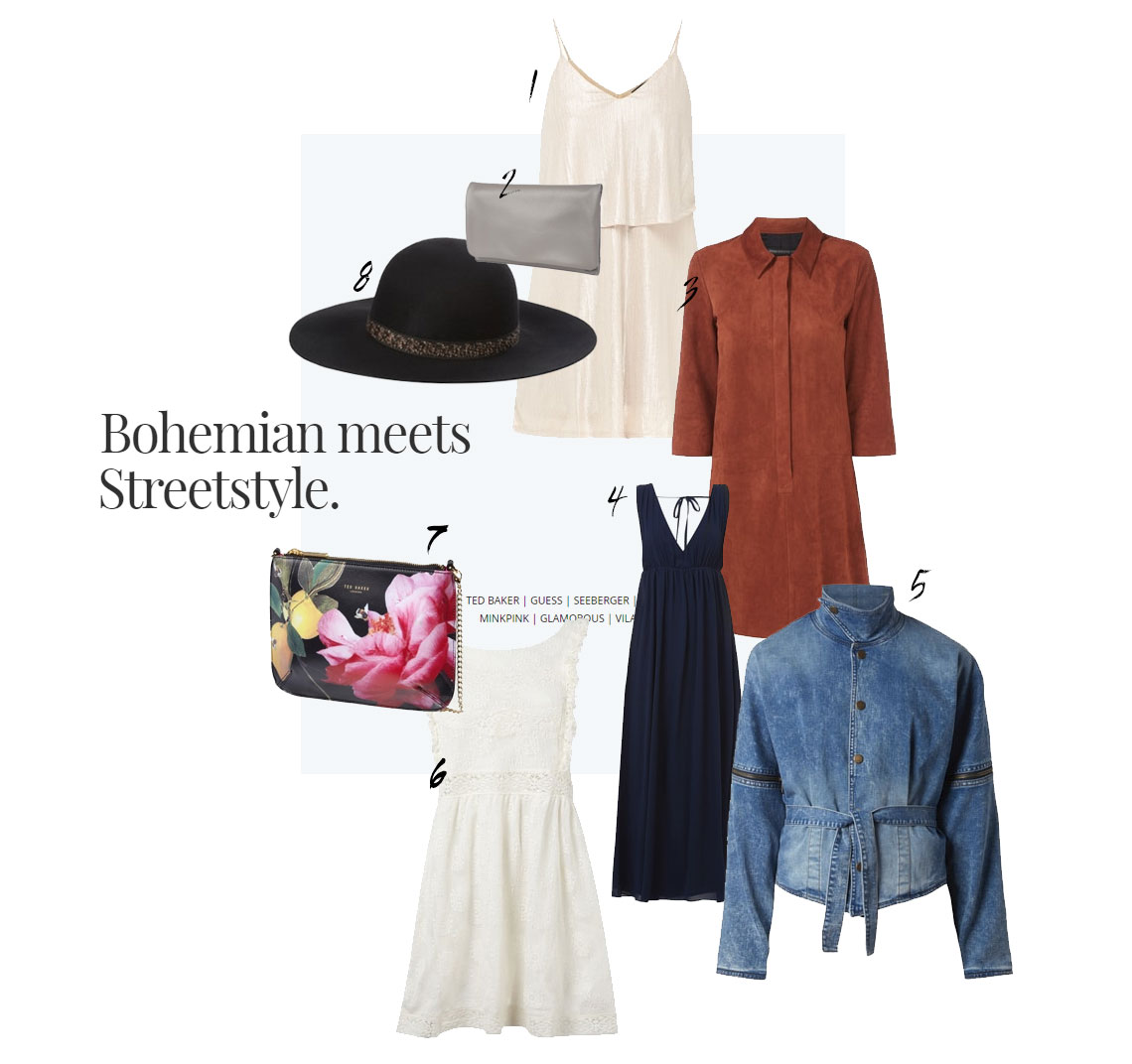 Bohemian Pieces by Peek und Cloppenburg im Sale