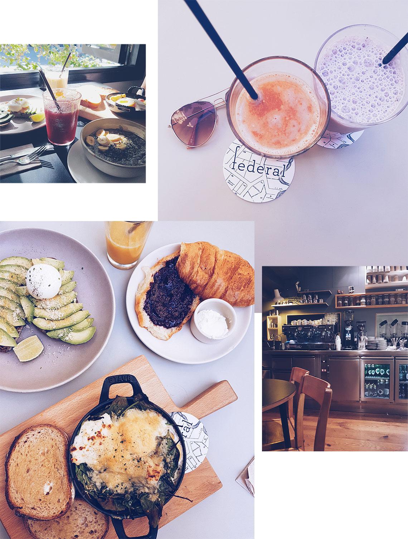 Barcelona Restaurant Tipps: Cafe Federal
