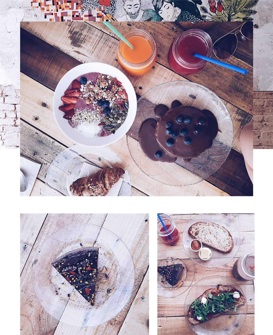 Barcelona Restaurant Tipp: veganes Frühstück im Juice House