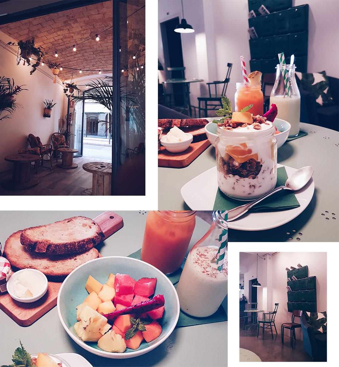 Barcelona Restaurant Tipp: Frühstück im Tropico
