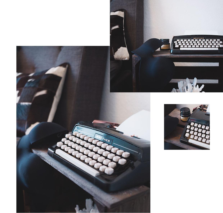 DIY Schreibmaschine