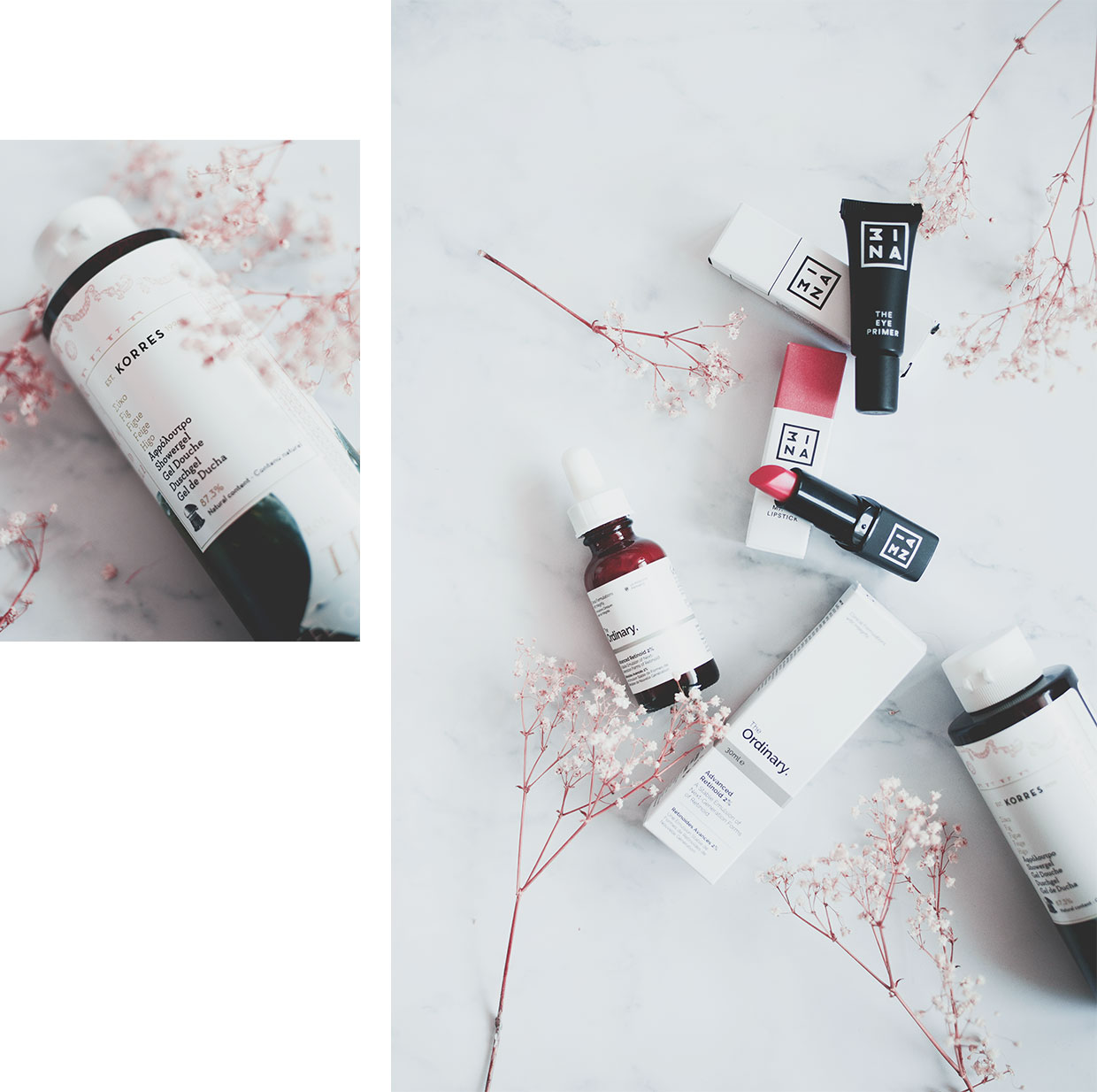 The Ordinary Retinoid & Lippenstift