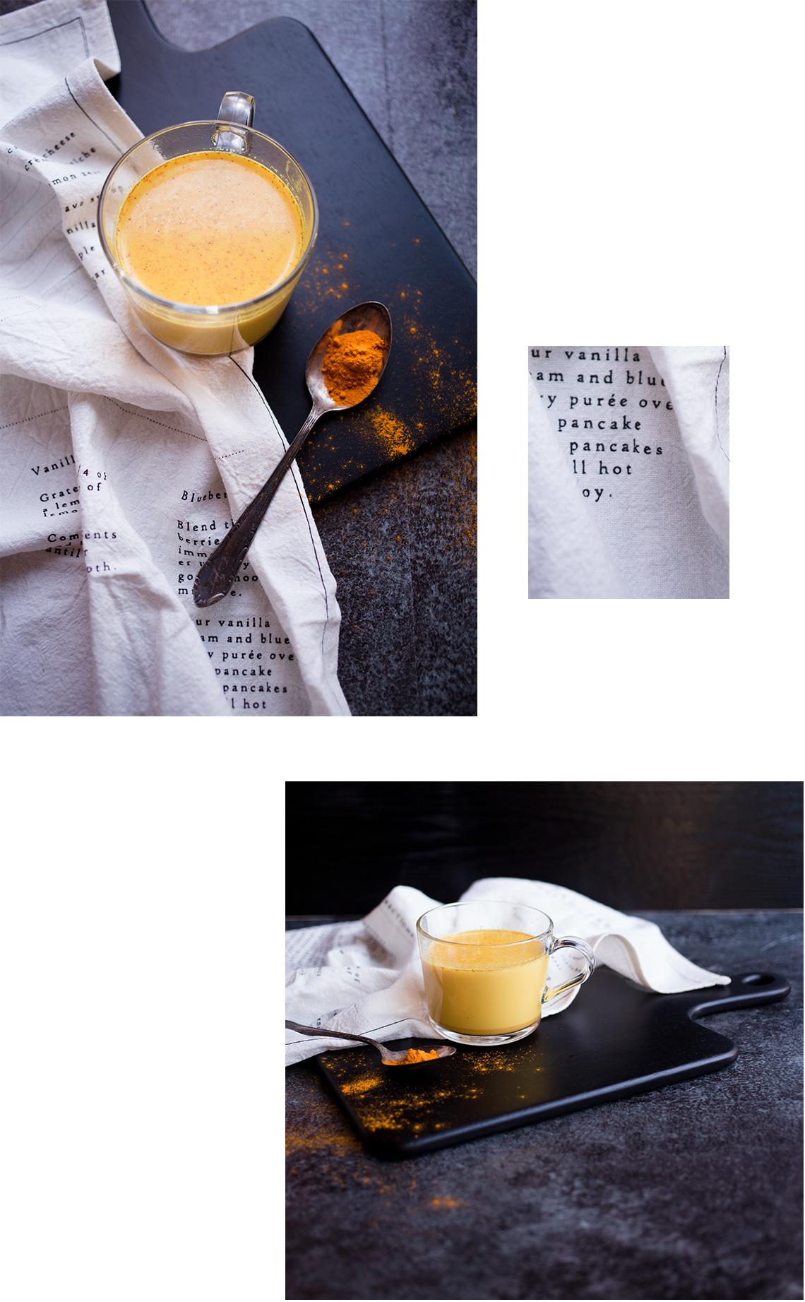 Gegen Erkältung: Goldene Milch