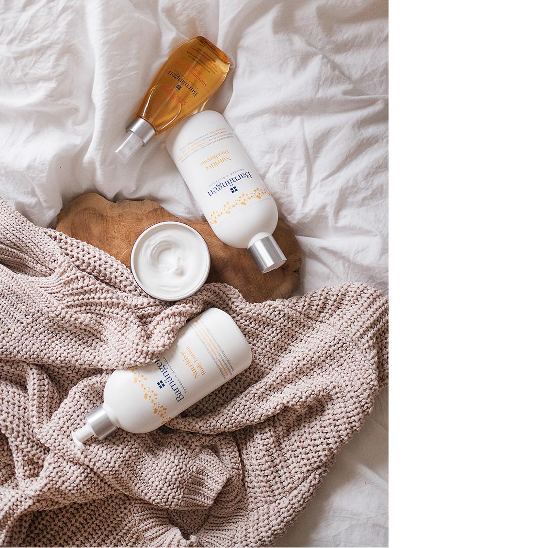Die neuen Hautpflege Produkte von Barnängen