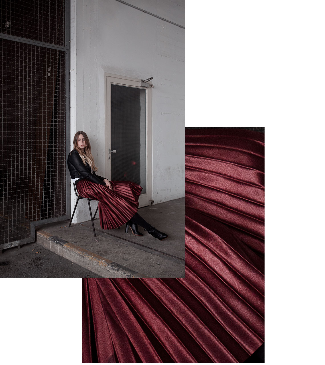 Trendfarbe Rot: der rote Metallic Rot