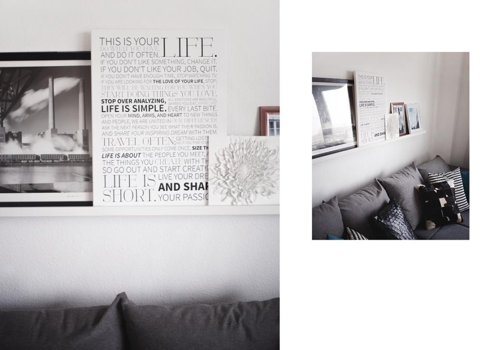 Das Art Board für die Interiorgestaltung