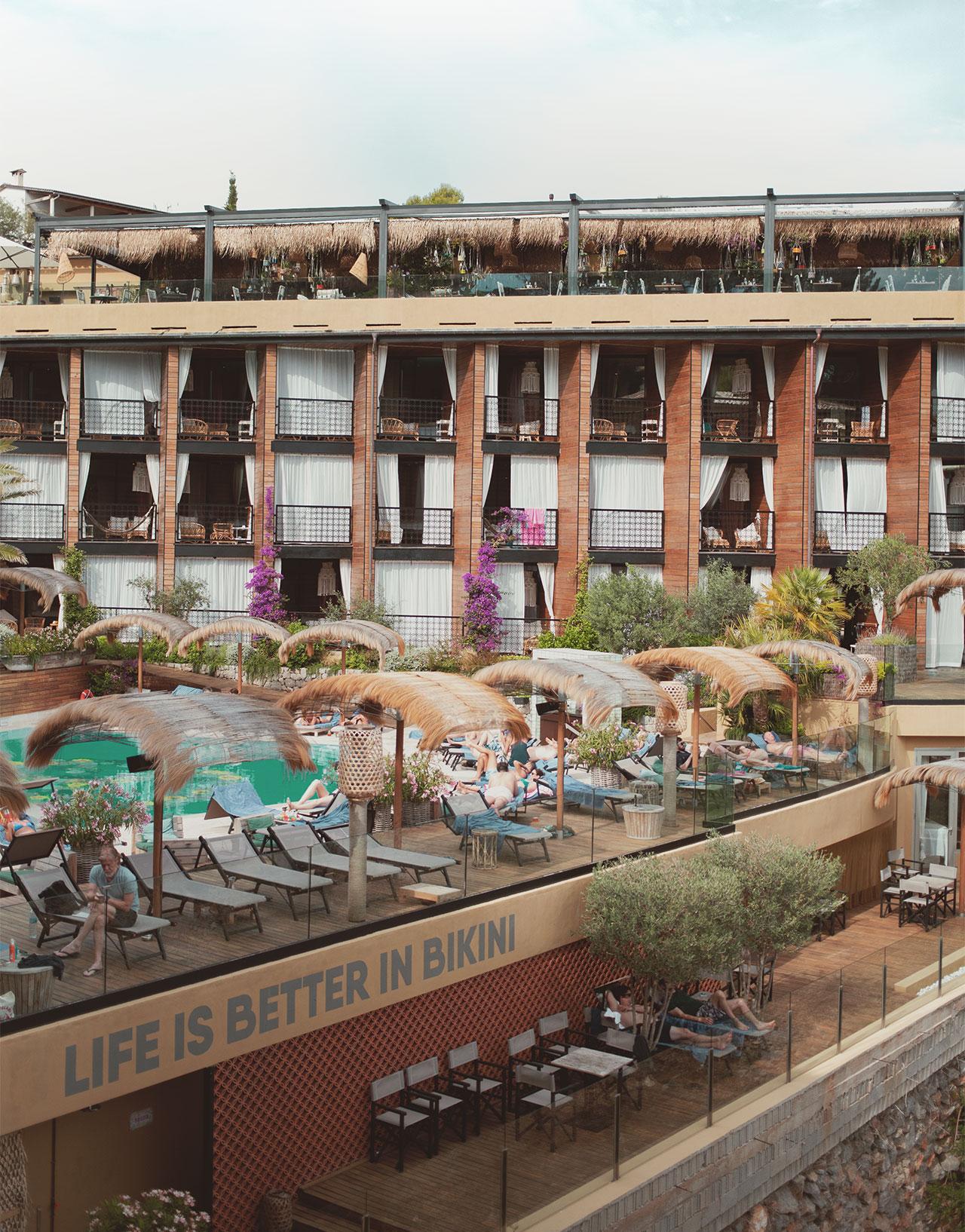 Das Bikini Island & Mountain Hotel in Mallorca - die Review